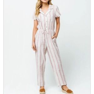Sky and Sparrow Jumpsuit